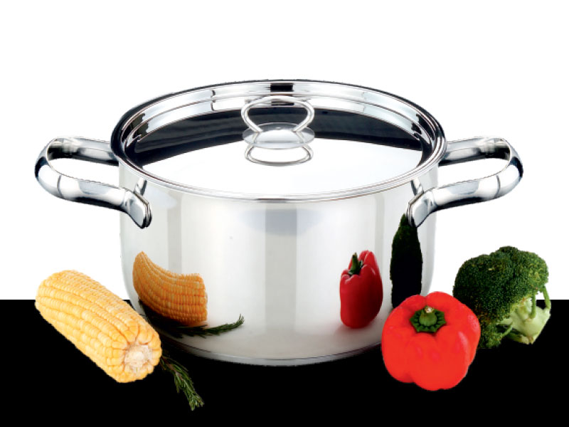Cook pot Charmant with SS Lid
